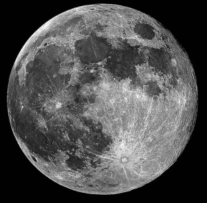 Was the Moon 'created' by a higher intelligence? It seems to fit too perfectly into the complex incubator which sustains life on Earth.