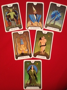 The Tarot of the Witches. Popularised in the James Bond movie 'Live and Let Die'